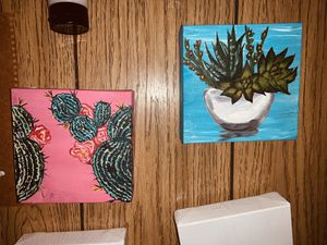 Plant lovers paintings for Sale in Stockton, CA