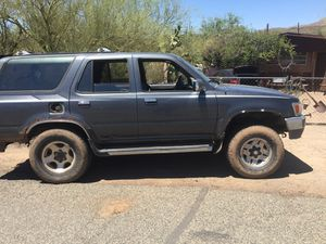 93 Toyota 4 RUNNER 4x4 Truck SR5 PARTIng OuT for Sale in Phoenix, AZ