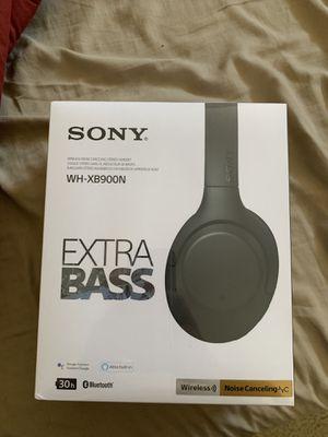 Sony wireless headphones sealed for Sale in San Diego, CA