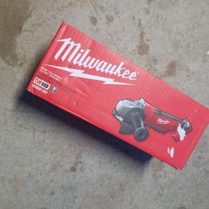 M18 MILWAUKEE CORDLESS GRINDER NEW for Sale in Phoenix, AZ