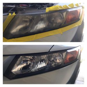 2006-2011 Honda civic led Halogen headlight for Sale in Moreno Valley, CA