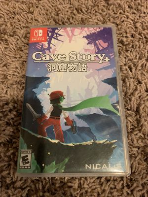 Cave Story+ for Nintendo Switch for Sale in Riverton, UT