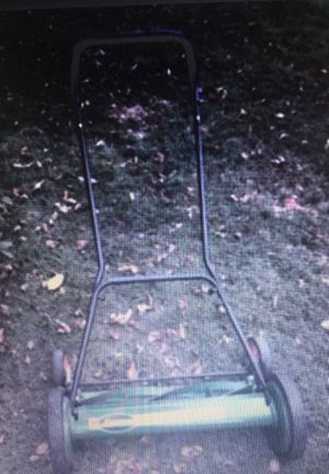 "20"" Scott's Reel Lawn Mower for Sale in San Diego, CA"