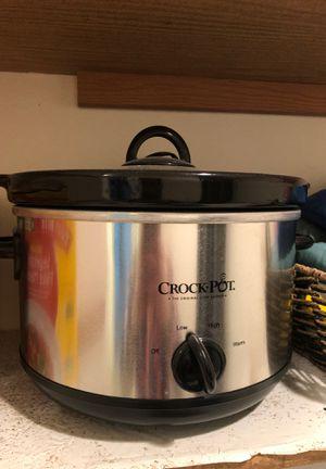 Crock pot for Sale in Seattle, WA