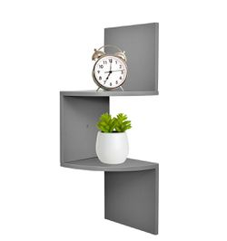 Zigzag Design 2 Tier Corner Floating Shelf for Home Living Room for Sale in Los Angeles,  CA