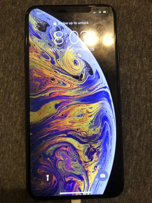 iPhone XS MAX for Sale in Rosharon, TX
