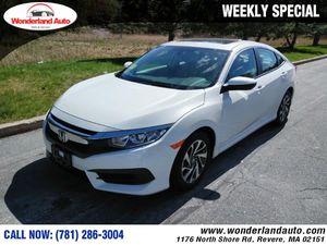 2018 Honda Civic Sedan for Sale in Boston, MA