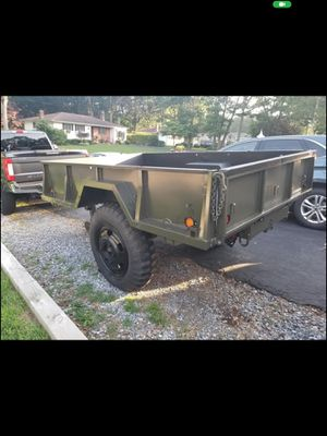 1968 M105A2 military trailer for Sale in Fort Meade, MD