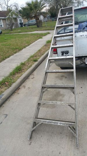 Ladder 10 footer for Sale in Houston, TX