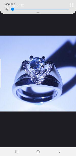 Silver ring for Sale in Manassas Park, VA