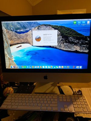 "IMac 21.5"" Retina Display i7 - 16GB RAM 1TB HDD for Sale in Houston, TX"