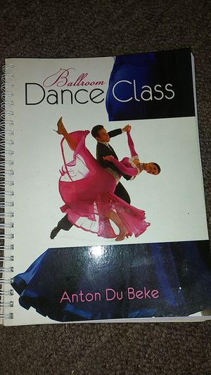 Dance book for Sale in Garfield Heights, OH