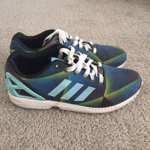 Adidas ZX Flux size 10 for Sale in Alexandria, VA