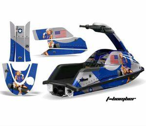 Super Jet Complete Graphics Kit - Round Nose for Sale in El Monte, CA