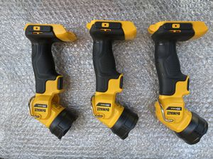 Dewalt flash light tool only brand new $30 each for Sale in Whittier, CA