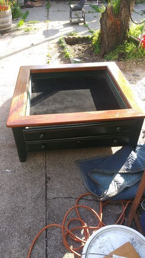 Antique coffee table for Sale in San Francisco, CA
