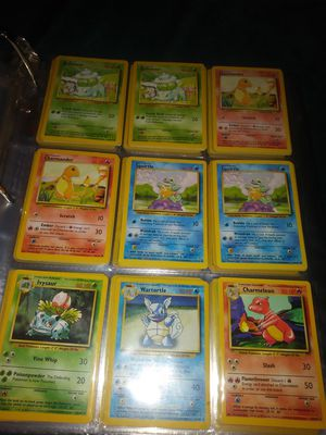 Pokemon cards!!!! for Sale in Upland, CA