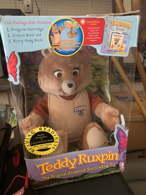1995 Teddy Ruxpin for Sale in Meridian, ID