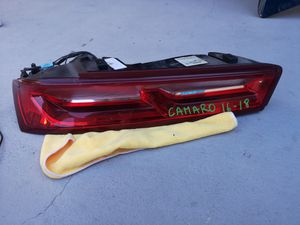 Chevy camaro 2016 2017 2018 left tail light lamp for Sale in Lawndale, CA