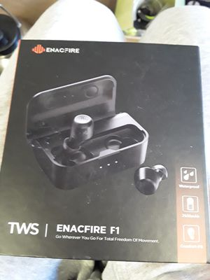 Enacfire F1 earbuds for Sale in Phoenix, AZ