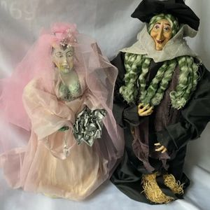 Handmade Vampire And Witch for Sale in Lynnwood, WA