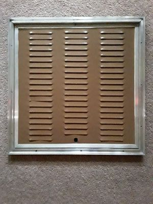 RV Access panel, 24x24 louvered for Sale in Citrus Heights, CA