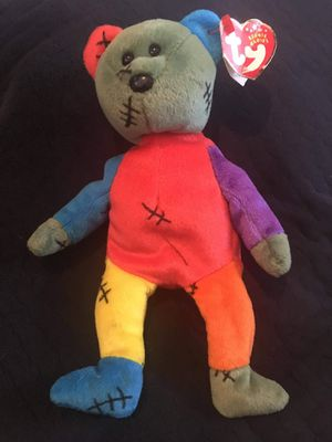 Frankenstein beanie baby negotiable for Sale in Sebring, FL