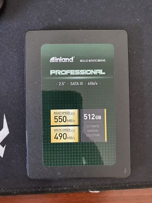 512gb internal SSD- like new condition- in mint and no issues for Sale in Nashville, TN
