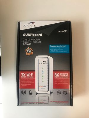 Modem/Router for Sale in Clearwater, FL