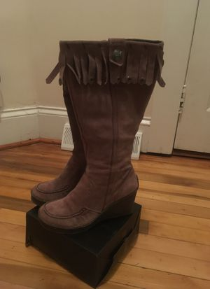 S.Oliver Wedge Boots for Sale in Kannapolis, NC