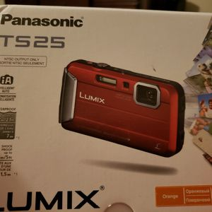 New Panasonic T525 LUMIX WATER PROOF CAMERA for Sale in Lexington, SC