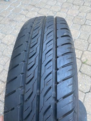 Boat trailer tire and ring and wheel for sale. 155/80R13. for Sale in Adelphi, MD