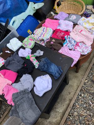 Baby Girls Clothes size: 0-12M for Sale in Auburn, WA