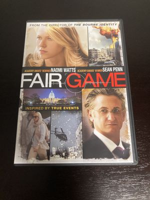 Fair Game DVD for Sale in Issaquah, WA