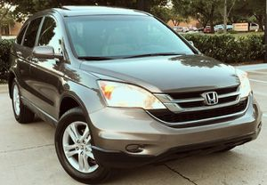 HONDA CRV 2010 LOW MILES EXTRA CLEANED for Sale in Tampa, FL