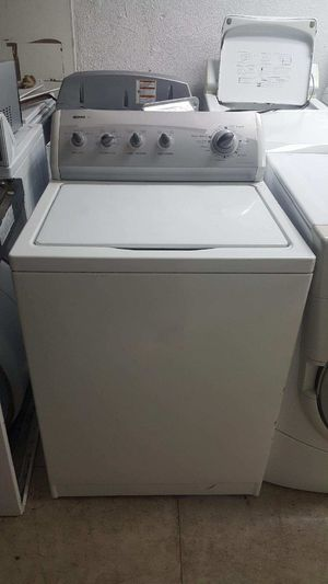 KENMORE WASHER SUPER CAPACITY **DELIVERY AVAILABLE TODAY** for Sale in Florissant, MO