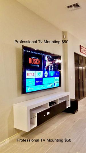 Professional Tv Mounting $50 for Sale in Las Vegas, NV