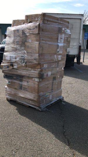Amazon Return Pallets for Sale in Fresno, CA