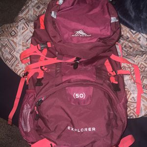 High Sierra 50 L Backpack for Sale in Bakersfield, CA