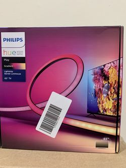 """NEW Philips Hue Play Gradient Lightstrip 65""""LED for Sale in Potomac,  MD"""