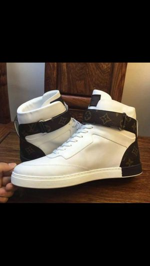 Louis Vuitton shoes ! Any shoes available ! Send us a pic and we will get you a price and deliver ! for Sale in Woodbridge, VA