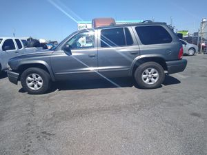 DODGE DURANGO 2002* AUTOMATICO* 3 ROWS SEATS* 190000 MILES* A/C WORKS GOOD* RELIBALE TRUCK FOR WORK* SE HABLA ESPAÑOL for Sale in Las Vegas, NV