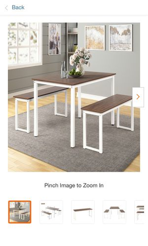 Dining table set for Sale in Seattle, WA