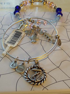 Anchors Alex and Ani for Sale in St. Pete Beach, FL