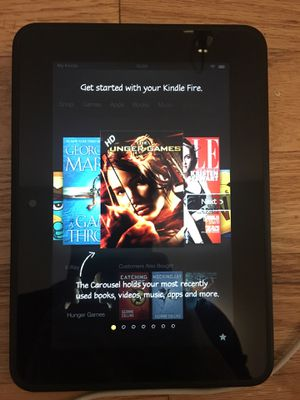 "Amazon Kindle Fire HD (X43Z60 — 7"" Screen) for Sale in Brooklyn, NY"