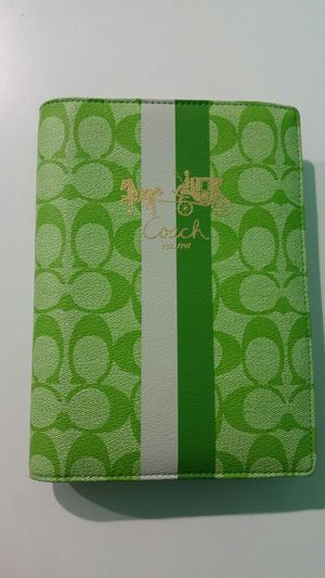 Coach yearly planner for Sale in Ashburn, VA