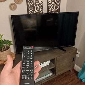 "Toshiba 50"" LED TV for Sale in Lakeland, FL"