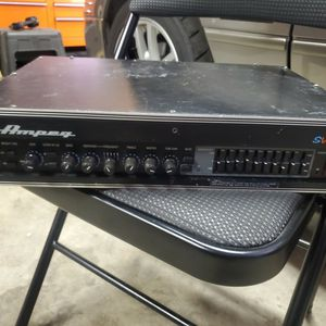 Ampeg SVT 3 Pro 450w bass amp head for Sale in Richmond, VA