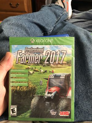 Xbox One Farmer 2017 professional for Sale in Arnold, MO