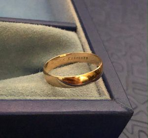 Gold Band Ring for Sale in Lynwood, CA